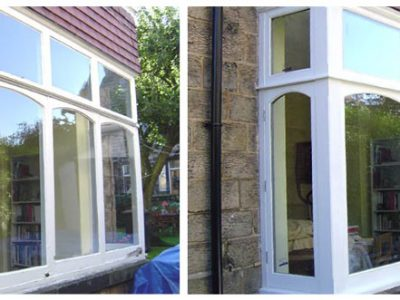 Old timber bay single glazed replaced with new hardwood double glazed-bay-window period home harrogate