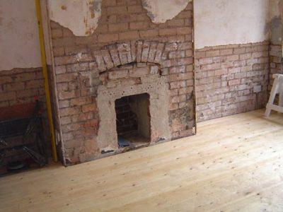 terraced house harrogate completed floor