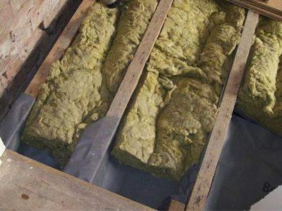 terraced house harrogate underfloor insulation