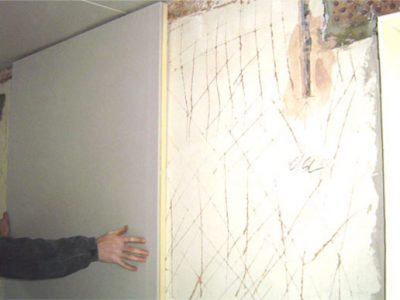 Thermal wall Insulation