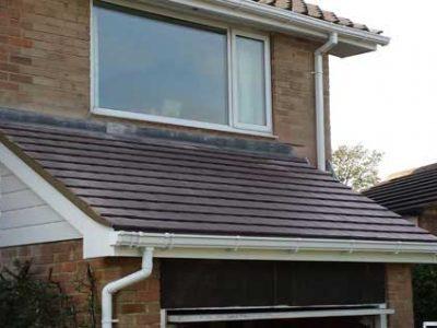 tiled roof detached house harrogate