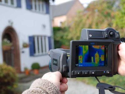 Thermal imaging surveys Yorkshire