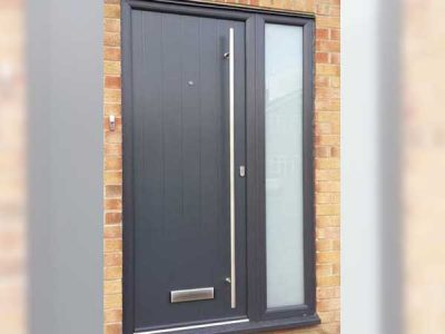 energy saving high performance door